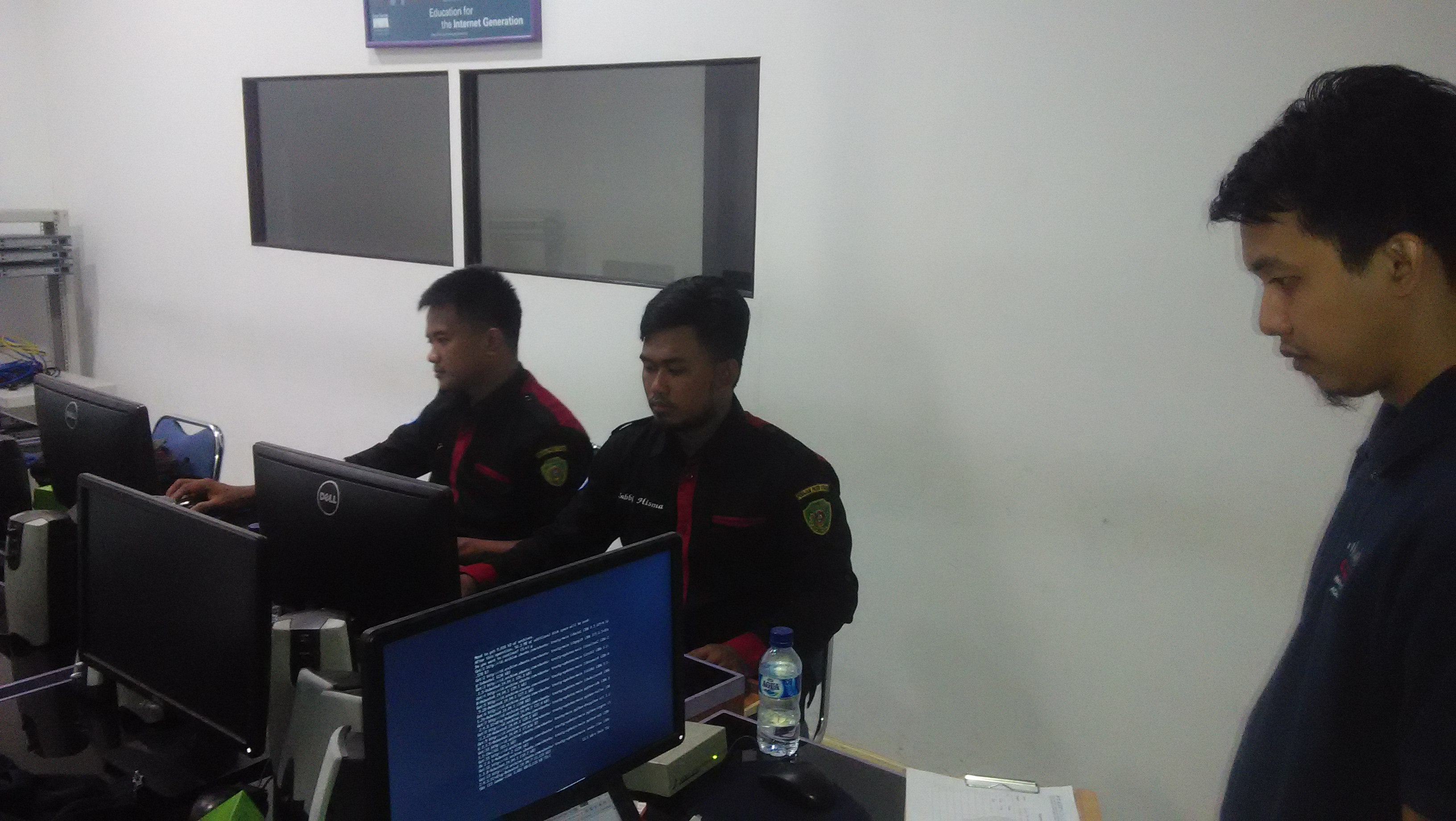 training linux server jogja
