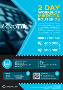 Workshop Mikrotik Jogja