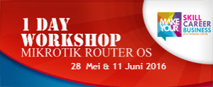 workshop mikrotik